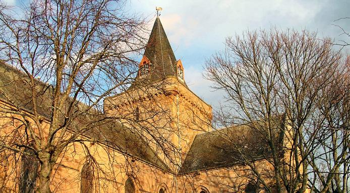 Dornock Cathedral
