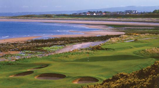 The Royal Dornoch Golf Club