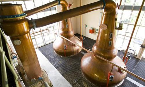 Clynelish Distillery & Visitors Centre, Brora